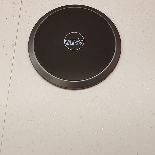 Pop up socket with Bluetooth speaker and Wireless charging N28-0200 6