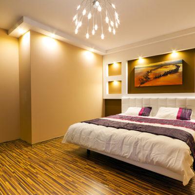 Guide to bedroom lighting