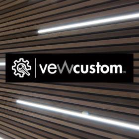 VEWcustom bespoke strip lighting and aluminium profiles