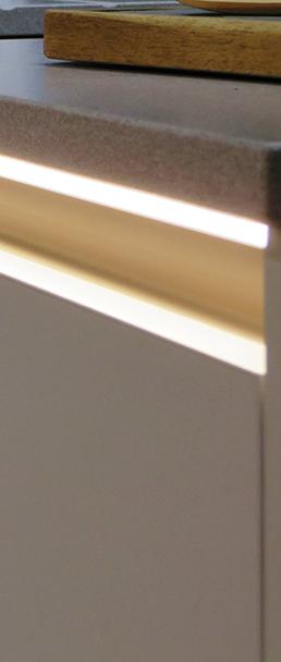 vewcustom bespoke led aluminium profiles