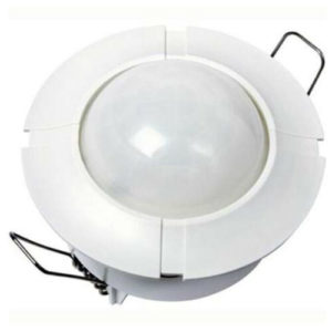 Timeguard 360° Ceiling PIR Light Controller Flush Mount U12-4423 SLFM360L