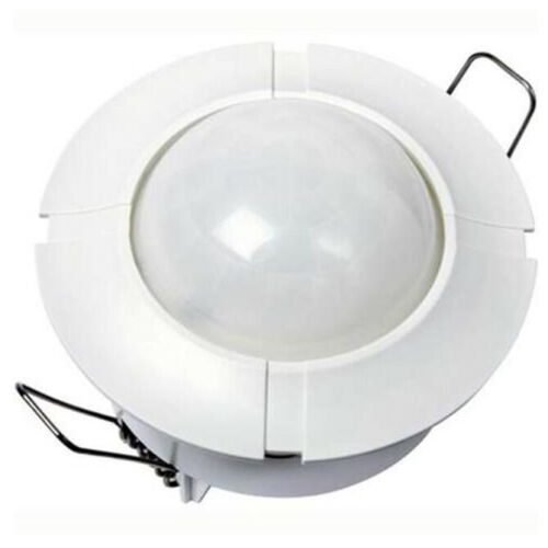 Timeguard 360° Ceiling PIR Light Controller Flush Mount U12-4423 SLFM360L