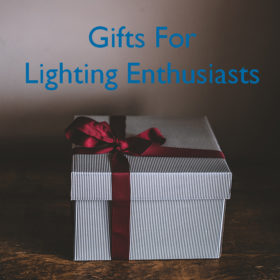 Christmas gadget gifts for lighting enthusiasts