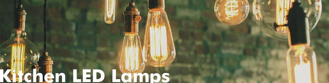 Kitchen LED lamps