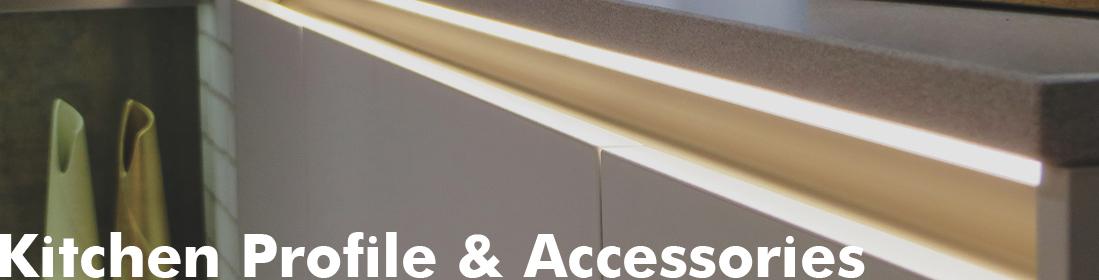 Kitchen Profiles & Accessories