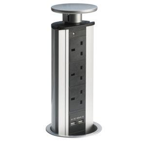 Manual pop up socket N00-0171 670x670