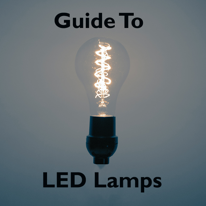 guide to led lamps