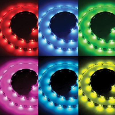 benefits of coloured lighting
