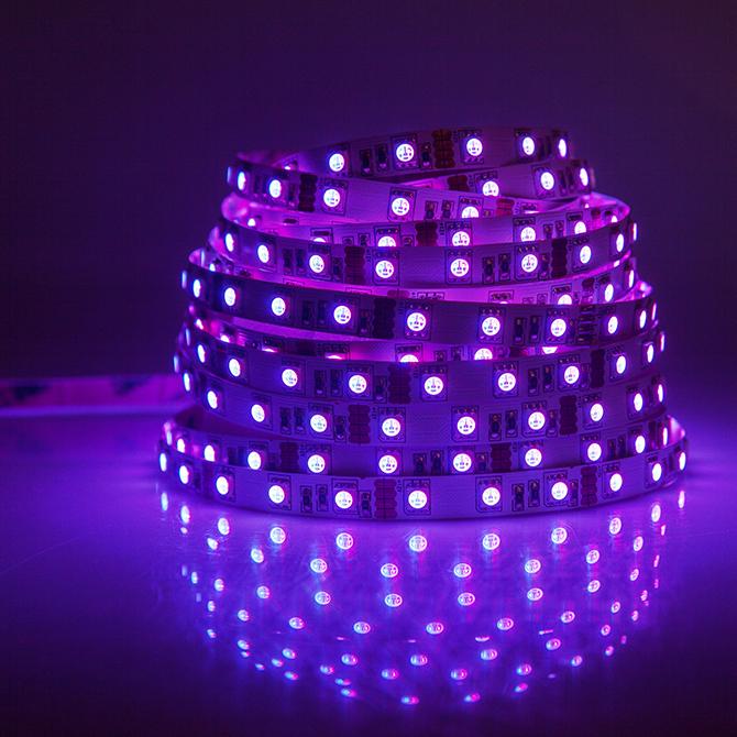 how does led lighting work
