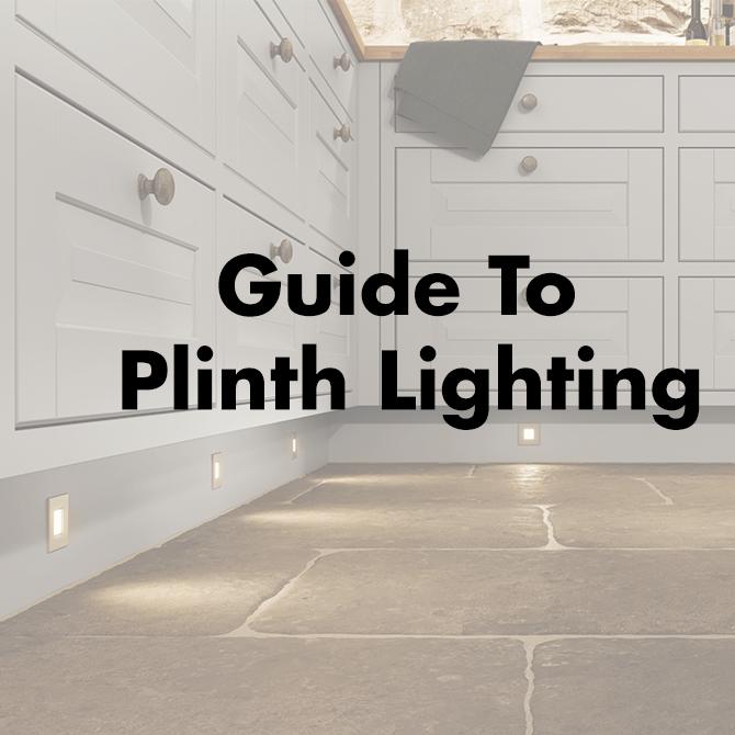 guide to plinth lighting