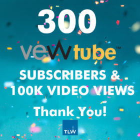 300 subscribers