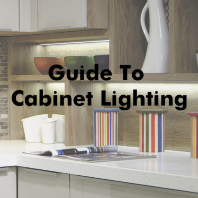 guide to cabinet lighting