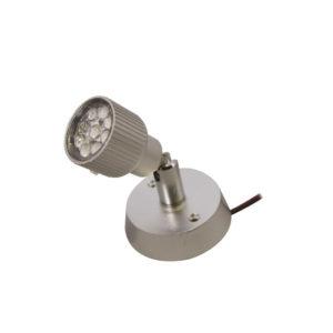 Adjustable LED spotlight K00-0100PC 670X670